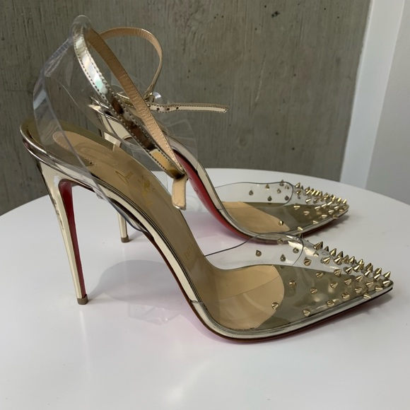 the best attitude ca80b e81fb Christian louboutin spikoo 200- New without tags